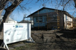 Mahaska Habitat for Humanity home in the Oskaloosa area.
