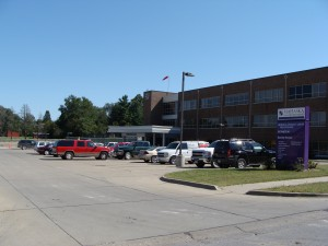 Mahaska Health Partnership - Hospital (file photo - D.Hubbard)