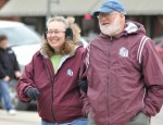 The cold couldn't diminish the spirit of the Breast Cancer Awareness Walk on Friday