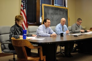 Mahaska County Supervisors for February 19, 2013