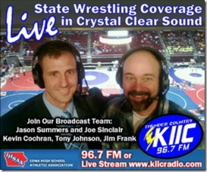 KIIC State Wrestling Coverage