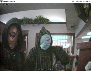 Pella Bank Robbery Suspects