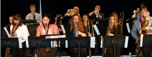 E.B.F.H.S. JAZZ BAND WINS DISTRICTS (submitted photo)