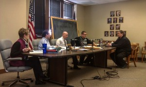 Mahaska County Supervisors for March 4, 2013.