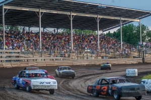 Fan Appreciation Night at the Southern Iowa Speedway - June 12, 2013