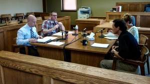 Mahaska County Board of Supervisors for June 17, 2013