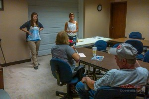 Mahaska County Habitat for Humanity held an informational meeting on Tuesday for those interested in learning more about the program.