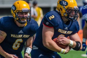 William Penn Statesmen will take on  NCAA Division II opponent Truman Bulldogs Saturday at 7pm in Kirksville, Mo.