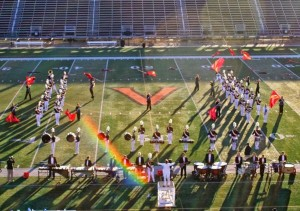 E.B.F.H.S. Marching Band Wins at Valleyfest!