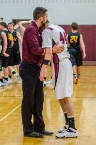 Oskaloosa Varsity Boys Basketball fell in an emotional loss to Knoxville