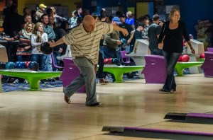 112 bowler and a total of 200 people helped to raise nearly $5,000 to help the MCRF in the coming year.