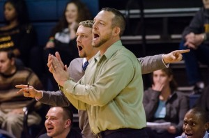 Coach Henry of the Willaim Penn Men's Basketball program utilizes 2 GA's on the team currently.