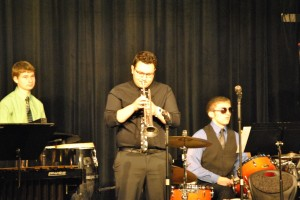 E.B.F.H.S. Jazz Band Places 1st at Indian Hills