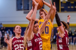 The William Penn Lady Statesmen defeated Viterbo Wednesday night.