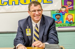 Dr. Bob Stouffer will be serving as Principal for the 2014-15 school year at Oskaloosa Christian School.