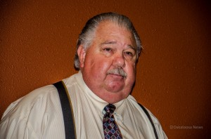 Republican candidate for US Senate Sam Clovis.