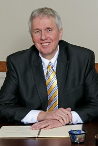 William Penn University President John Ottosson (submitted photo)