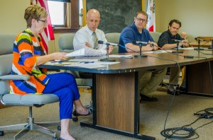 Mahaska County Board of Supervisors - June 9, 2014