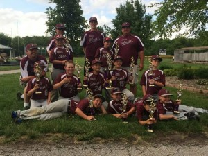 Oskaloosa Heat Johnston Tournament 2014 (submitted photo)