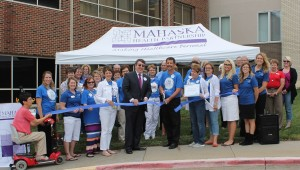 Mahaska Health Partnership recently became a Blue Zone Work site.