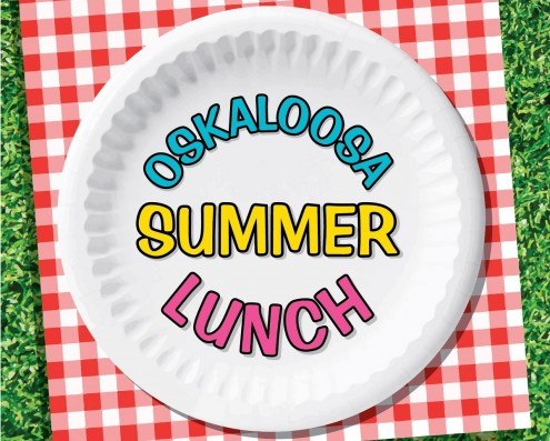Oskaloosa Summer Lunch Program