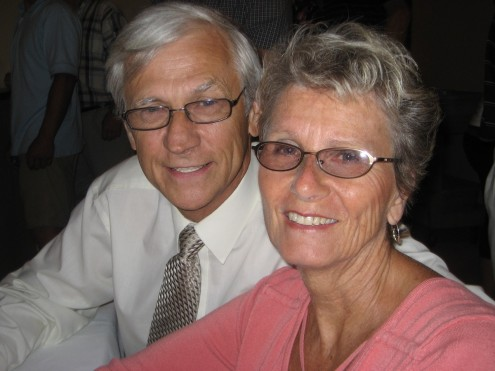 Pastor and Mrs. Alvern Boetsma