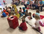 The 2015-2016 Kinder Kids celebrated their accomplishments at a special assembly on Friday May 20.