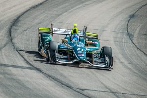 Josef Newgarden Powers His Way to Iowa Corn 300 Victory Despite Injury (Ken Allsup/Oskaloosa News)