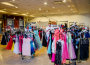 Homecoming dress sale at Penn Central Mall.