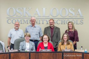 Oskaloosa School Board - October 2017