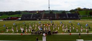 E.B.F.H.S. Marching Band Wins at Valleyfest! 23rd Year in a Row!