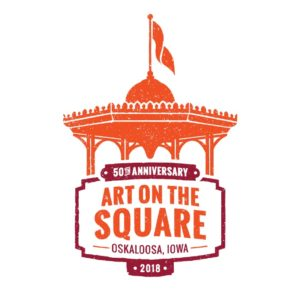 50th Anniversary - Art On The Square - Oskaloosa, Iowa