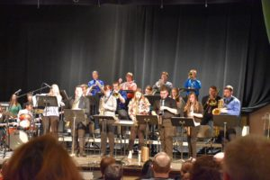E.B.F.H.S. JAZZ I QUALIFIES FOR CHAMPIONSHIPS