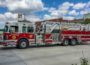 The Oskaloosa Fire Department took delivery of their aerial apparatus on Wednesday, May 9, 2018.