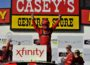 Justin Allgaier's Casey's General Store's Victory Lane celebration (Photo Credit: Jennifer Coleman Photography)