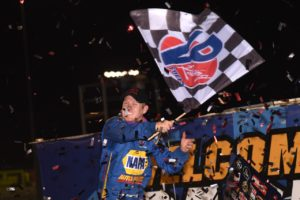 Brad Sweet dominated Night #2 of the Knoxville Nationals (Paul Arch Photo)