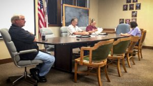The Mahaska County Solid Waste Management Commission met on Thursday night to open a bid on recycling within the county.