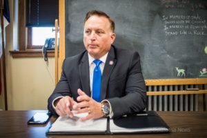 Iowa Secretary of State Paul Pate discusses midterm election policy and security this past week.