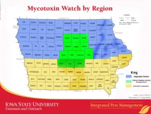 Mycotoxin Watch by Region (submitted image)