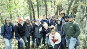 Students at William Penn University Get to Experience the Great Outdoors