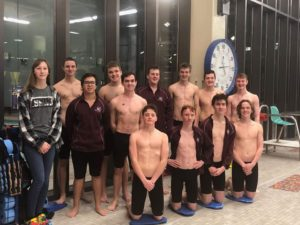 2019 Oskaloosa Swim Team District Team Picture (submitted photo)